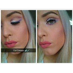 ⬆Iscriviti: YouTube.com/ Vanessa Spada⬆ 📐🔪#foto prese da #snapchat: 'vaneeespada'👻 Oggi ho filmato vari #video, tra cui questa sorta di #cutcrease lilla con #glitter! 🎨 Presto online sul mio canale! 💕#selfie #makeup #makeupporn #makeuppic #makeuplove #makeuplover #eyemakeup #lilac #pastels #colorful #greeneyes #falselashes #makeupartist #mua #art #follow #followme #beauty #beautyguru #vanessaspada