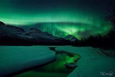 aurora    Ole C. Salomonsen    Image taken:    Mar. 21, 2012    Location:    Tromsø, Norway