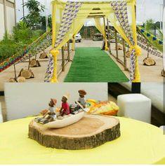 African Wedding Theme, African Theme, Traditional Wedding Decor, African Traditional Wedding, Outdoor Wedding Reception, Decoration Table, Weeding, Event Design, Wedding Decorations