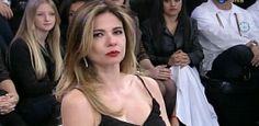 """Luciana Gimenez passa mal e desmaia ao vivo no palco do """"Superpop"""" ao  entrevistadas, a pastora Vivi Brunieri que trabalha com libertação. Veja Vídeo"""