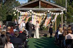 Wedding ceremony on school oval Wedding Ceremony, Explore, School, Exploring