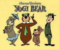 toon022 - The Yogi Bear Show / Hanna Barbera (1964)