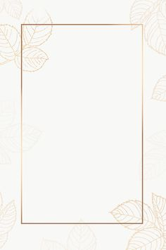 Floral Wallpaper Phone, Gold Wallpaper Background, Framed Wallpaper, Flower Wallpaper, Wallpaper Backgrounds, Iphone Wallpaper, Frame Background, Wallpapers, Powerpoint Background Design