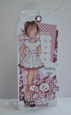 made by Alina: A special ''Birthday Girl''