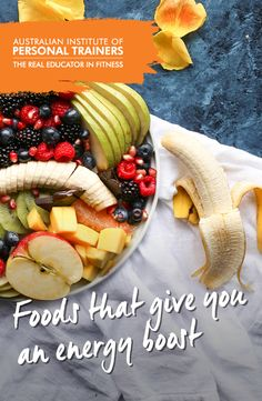 What are some foods that give you energy? What foods have the most energy, how is food converted to energy, how much energy is in food