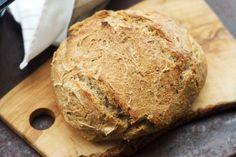Découvrez comment faire du pain vous-même, sans ma...