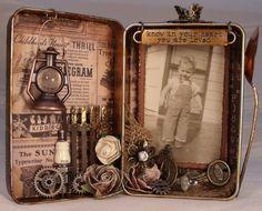 Father's keepsake tin