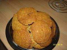 Ropogós zabpelyhes keksz (cookie) - Sütemény receptek Muffin, Cupcakes, Breakfast, Food, Morning Coffee, Cupcake Cakes, Essen, Muffins, Meals