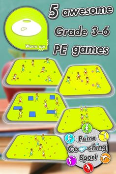 Great PE warm up games for grades – Every elementary teacher needs to try these for their sport lessons! Physical Education Activities, Elementary Physical Education, School Age Activities, Pe Activities, School Games, Health Education, Movement Activities, Science Education, Pe Games Elementary