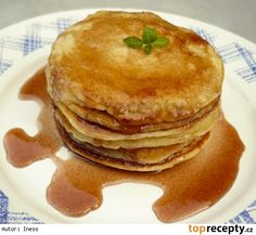 Pancakes, Lunch, Breakfast, Food, Recipes, Syrup, Essen, Morning Coffee, Eat Lunch