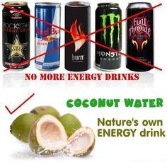 Missclinic: Coconut Water do you drink it?