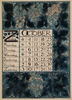 Calendario 1951.12 Best Calendario Images Calendar Vintage Calendar