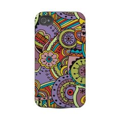 Joyful Pattern by Chulart  Browse Cute Casemate Cases