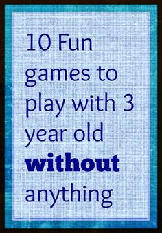 These are cute and good to remember..sometimes we don't need toys, just time and focused attention. :)