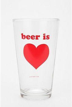 Beer is love