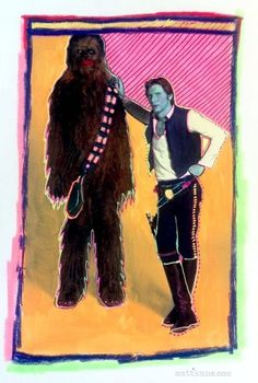 MAY THE 4TH BE WITH YOU. Happy Star Wars Day.