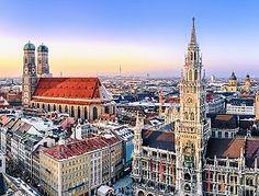 Мюнхен 80 экскурсий на выбор