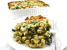 Sinfully Rich and Skinny Macaroni  Cheese, Italian-Style. Get ready to make the most amazing mac and cheese, skinny or not!!! This casserole is so over the top rich and is completely vegetarian. Each serving has 293 calories, 9 grams of fat and 7 Weight Watchers Points PLUS. http://www.skinnykitchen.com/recipes/sinfully-rich-and-skinny-macaroni-cheese-italian-style/