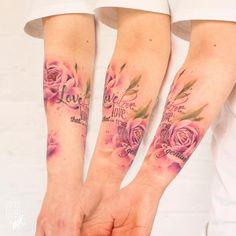 Fusion Ink, Peonies, Watercolor Tattoo, Tattoos, Floral, Instagram, Tatuajes, Tattoo, Flowers
