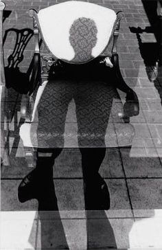 Lee Friedlander - Self-Portrait, Wilmington, Delaware, 1965