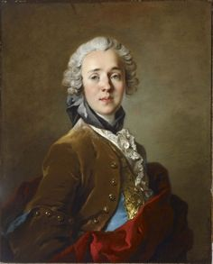 Denis-Jean de la Villguevray by Louis Tocqué mid century. A work from the collections of the de Young and Legion of Honor museums of San Francisco, CA. 18th Century Clothing, 18th Century Fashion, Jean Antoine Watteau, Art Through The Ages, French Paintings, Evolution Of Fashion, Jean Baptiste, Historical Art, Rococo
