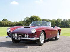 1959 Ferrari 250 GT - Series I Cabriolet