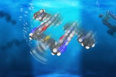 Light Driven Nano Submarine Could Revolutionize Drug Delivery