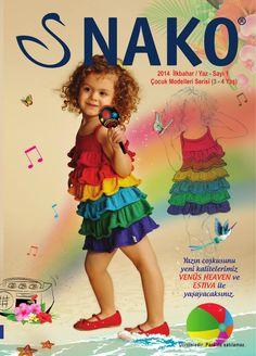 Nako Cocuk Modelleri Serisi (3-4 Yas) 2014 - 紫苏 - 紫苏的博客