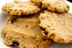 Delicious Vegan Oatmeal Raisins Cookies straight from our kitchen to your home.