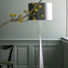 The AVA floor lamp is a genuine showstopper with its unique design. This modern floor light comes in a variety of different shade colours and finishes. Contemporary Furniture, Modern Contemporary, Modern Floor Lamps, Modern Minimalist, Ava, Furniture Design, Bulb, Table Lamp, Flooring