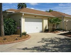 ***This villa at 1207 Santa Cruz Dr, The Villages, FL 32162 is selling for $179,000.  Nice backyard.  BOND IS PAID and furniture available separately.