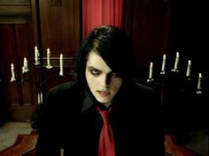 Gerard in Helena by My Chemical Romance