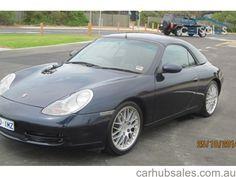 1999 Porsche 911 Carrera Cabriolet 996 Manual Brighton %u2013 Car Hub Sales