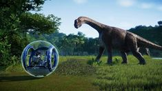 Jurassic World Evolution, the upcoming Xbox One video game based on the popular Jurassic Park film series, is now available to pre-order digitally in both a regular edition and a Deluxe Edition. The Jurassic World Evolution Deluxe Edition contains the main game plus five additional dinosaurs; the Styracosaurus,