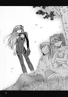 Evangelion Re-Take: Evangelion Re-Take 0
