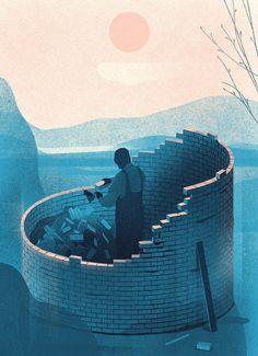 The Illustrations of Karolis Strautniekas. The... - SUPERSONIC ART