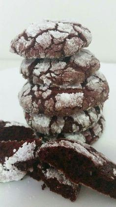 Biscotti di red velvet ,Red velvet cookie