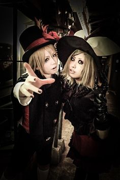 Len and Rin, Vocaloid   RAIMU - WorldCosplay