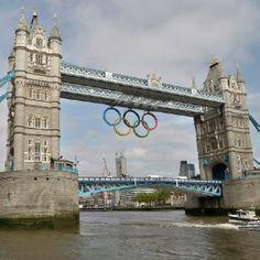 Londres lista para los olimpicos - London Olympics 2012