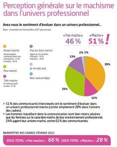 Communication & Entreprise a mené une étude pour connaître les différences  de perceptions entre homme et femme dans le monde du travail, notamment dans la communication. Sondage réalisé en partenariat avec l'institut Viavoice sur un échantillon de 447 communicants.