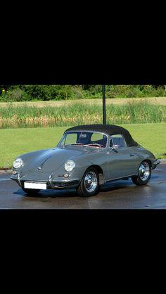 1962 Porsche 356 Speedster B Cabriolet