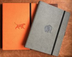 The Elephant, The Tiger And The Kangaroo – A Dingbats Notebook Safari Kangaroo, Safari, Elephant, Notebook, Bullet Journal, Baby Bjorn, Elephants, The Notebook, Exercise Book
