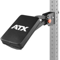 This universally applicable ATX® Supporting Pad enables you to sit and support positions in different positions for optimal support during a multitude of exercise variants. Fits 600, 700 & 800 Series ATX® Power Racks, Half Racks & Rigs. Please, visit our website to find your ATX® Dealer for details about this product, the price & availability  #atxfitness #atxbarbellclub #workout #training #bodybuilding #functionaltraining #halfrack #studioequipment #fitness #supportingpad #powerrack #gymrig    Half Rack, Studio Equipment, Power Rack, Functional Training, No Equipment Workout, Rigs, Extensions, Bodybuilding, Exercise