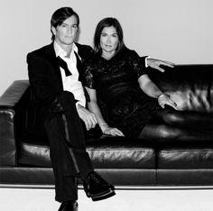 Anthology Magazine interview the ever cool parents of 7- wonderful designers Cortney & Bob Novogratz