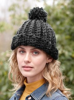 Crochet Hat Patterns for Men | Pattern #: L0491E