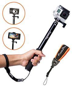 FloatPro 3 - in - 1 GoPro Selfie Stick. Waterproof Extend... http://smile.amazon.com/dp/B011HRCE76/ref=cm_sw_r_pi_dp_Fwguxb0QC0RFD