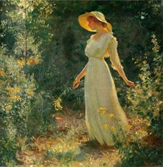loumargi: Charles Courtney Curran American, 1861–1942