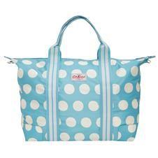 Big Spot Foldaway Holiday Bag