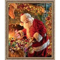 Heaven and Earth Designs Filling the Stocking Counted Cross-Stitch Chart $24.99
