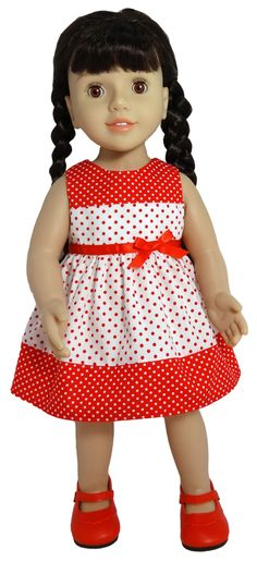 beautiful dolls pink and black gown for your lovely doll Australian made
